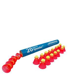 Speeder® Big Tube FUN 20pcs